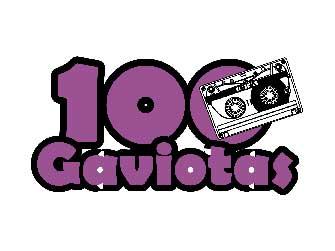 100 gaviotas